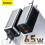 רק 18.99$ למטען המהיר הכי משתלם ברשת מבית באסאוס המטעין גם לפטופים Baseus GAN 65W!!