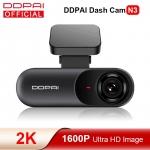 רק 38$ למצלמת הרכב הנהדרת DDPAI Dash Cam Mola N3!!