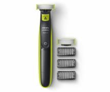 """עוד דיל מתוחכם!!מכונת הגילוח המעולה Philips OneBlade QP2520/72 + ערכת3 סכינים למכונת גילוח: 33.2$ +זוג מוצצי אוונט ב 5.1$ ב 75$\270 ש""""ח מחיר סופי כולל הכל עד דלת הבית!!"""
