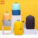 רק 5.49$ עם הקופון AEISMYSTYLE לתיק הגב בנפח 7 ליטר הנהדר מבית שיאומי Xiaomi Mi Mini Backpack במגוון צבעים לבחירה!!