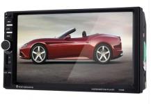 """רק 49.99$\180 ש""""ח למערכת המולטימדיה לרכב7060B כולל מצלמה אחורית וכולל המשלוח!! תמורה מדהימה לכסף!!"""