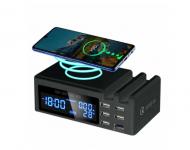 רק 25.55$ עם הקופון BG2e740e לשעון מעורר + טמפ' + עמדת טעינה עוצמתית הכולל גם טעינה אלחוטית וגם כניסות טעינה מהירה QC3.0!!