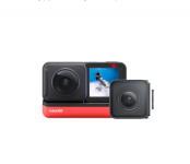 """רק 487$\1650 ש""""ח מחיר סופי כולל המשלוח וביטוח המס עם הקופון BGTT10 למצלמת האקסטרים הנהדרת Insta360 ONE R Edition!! בארץ המחיר שלה 2190 ש""""ח!!"""