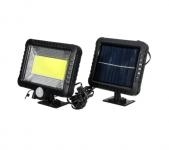 רק 13.99$ עם הקופון BGcx652b למנורת הצפה סולארית אוטומטית IPRee COB 100LED 30W עם חיישן זיהוי תנועה!!