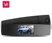 """רק 49.99$\170 ש""""ח עם הקופון LOVEYIDASH למצלמת הרכב הכפולה הנהדרת של שיאומי YI Mirror Dash Cam!!"""