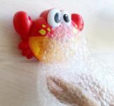 רק 8.99$ עם הקופוןGBAFFYL190 למכונת הבועות והמוסיקה שתגרום לילדים שלכם לאהוב להתקלח!!