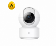 רק 26.99$ עם הקופון BG26XMCAM למצלמת האבטחה החדשה מבית שיאומי XIAOMI Mijia H.265 בגרסה הגלובלית במבצע השקה!!