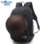 לילדים שאוהבים ללכת עם כדור לבית הספר ובכלל, תיק גב הכולל מקום יעודי לכדור + פורט USB מבית TUGUAN במגוון צבעים לבחירה!!