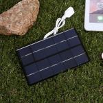 רק 9.99$ עם הקופון BGISXP282 לפאנל סולרי 2W 5V USB Solar Panel!!