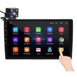"""רק 62.99$\220 ש""""ח למערכת דאבל דין 10.1 אינץ עם מערכת הפעלה אנדרואיד לרכב כולל מצלמה אחורית!!"""