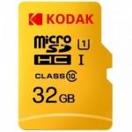 רק 4.79$ עם הקופון BGKD76GH לכרטיס הזכרון המעולה Kodak High Speed U3 TF / Micro SD 32GB!!