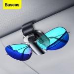 רק 2.99$ למחזיק משקפי שמש לרכב מבית באסאוס Baseus!!