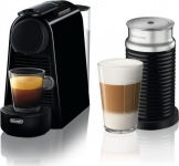 """דיל מקומי: רק 629 ש""""ח עם הקופון הבלעדי SmartBuyKSP למכונת הקפה הנהדרת Nespresso Delonghi Essenza Mini הכוללת מקציף חלב Aeroccino 3!!"""