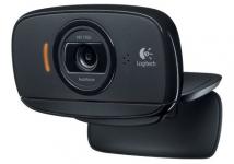 """דיל מקומי: רק 219 ש""""ח למצלמת האינטרנט עם מיקרופון לוג'יטק Logitech B525!! בזאפ המחיר שלה מתחיל ב 319 ש""""ח!!"""