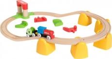 """דיל מקומי: רק 215 ש""""ח לסט הרכבת הראשונה שלי 25 חלקים מביתBRIO !!"""