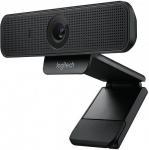 """דיל מקומי: רק 239 ש""""ח למצלמת אינטרנט עם מיקרופון Logitech C925e 1080p!!"""