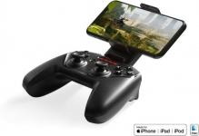 """דיל מקומי: רק 289 ש""""ח במקום 489 ש""""ח עם הקופון הבלעדי SmartBuyKSP לבקר משחק אלחוטי +SteelSeries Nimbus ההופך את מכשירי האפל שלכם לקונסולת משחקים!!"""