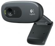 """דיל מקומי: רק 89 ש""""ח למצלמת רשת כולל מיקרופון מובנה Logitech C270 HD 720p!!"""