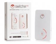 """דיל מקומי: רק 197 ש""""ח למפסק החכם הנהדר לדוד שמש Switcher V3 Touch!!"""