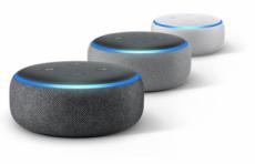 """דיל מקומי: רק 199 ש""""ח מחיר סופי כולל הכל עד דלת הבית לרמקול החכם הטוב בעולם – Echo Dot 3nd Generation Amazon!!"""