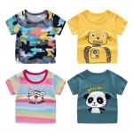 רק 1.5$ לחולצות כותנה חמודות לילדים במגוון צבעים ומידות לבחירה!!