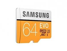 """רק 15.99$\57 ש""""ח לכרטיס הזכרון 64GB המעולה של סמסונג!! בארץ המחיר שלו 130 ש""""ח!!"""