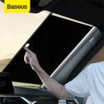 רק 28$ עם הקופון BGeea5c0 למגן השמש המבודד הנהדר לרכב החדש מבית באסאוס Baseus!!
