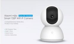 רק 36$ עם הקופוןb25d1b למצלמת האבטחה החכמה המעולה של שיאומי!!