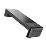 רק 67.99$ עם הקופון BGVD4882 למעמד למסך המחשב עם חיבורי USB ומשטח טעינה אלחוטית שיעשה לכם סדר בשולחן העבודה!!