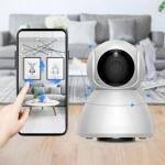 רק 17.55$ עם הקופון BGXVVRA למצלמת האבטחה 360° מבית שיאומי XIAOMI Xiaovv Q8!!