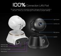 מצלמת אבטחה ביתית של Digoo DG-M1X 960p רק ב 16.99$!