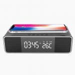 רק 15.99$ עם הקופון BGISZX881 לשעון מעורר + מטען אלחוטי לטלפון + רדיו + תרמומטר + רמקול בלוטוס!!