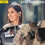 """דיל מקומי: רק 789 ש""""ח לאוזניות הספורט האלחוטיות החדשות Jabra Elite Active 85t WLC במבצע השקה!!"""