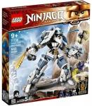 """דיל מקומי: רק 299 ש""""ח עם הקופון הבלעדי SmartBuyKSP לרובוט קרב טיטאן של זאיין LEGO Ninjago 71738!!"""