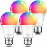רק 30.79$ עם הקופון BG5f901b ל 4 יחידות של המנורה החכמה הצבעונית מבית Gosund!!