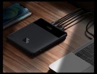 רק 45.99$ עם הקופון TECH4 למטען הנייד הסופר המהיר החדש מבית באסאוס היכול להטעין גם לפטופים Baseus 100W Power Bank 20000mAh במבצע השקה עולמי!!
