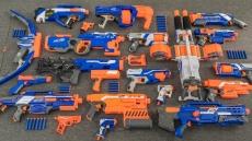 חגיגת משלוח חינם הגיעה גם ל NERF – כל הרובים השווים עם משלוח חינם בהגעה לסכום כולל של 49$ ומעלה!!