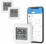 רק 9.99$ עם הקופון BG01ba12 ל 3 יחידות של התרמומטר החכם מבית שיאומי XIAOMI Mijia Bluetooth Thermometer 2 בגרסה החדשה והמשודרגת!!