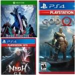 משחקים שווים ל PS4\XBOX ONE (משלוח חינם בהגעה לסכום כולל של 49$ ומעלה)