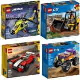 דיל מקומי: 20% הנחה על כל מוצרי לגו LEGO!!
